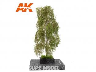 AK interactive Diorama series ak8179 BOULEAU ÉTÉ 1:72 / 1:48 / H0