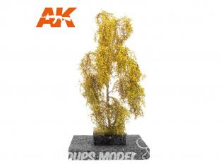AK interactive Diorama series ak8180 BOULEAU en AUTOMNE 1:72 / 1:48 / H0