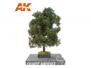 AK interactive Diorama series ak8181 CHÊNE ÉTÉ 1:72 / 1:48 / H0