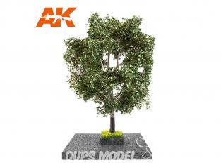 AK interactive Diorama series ak8194 Arbre PEUPLIER BLANC en ÉTÉ 1:35 / 1:32 / 54mm