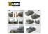 MIG Librairie 6037 Comment peindre chars Allemands Early WWII 1936 - Février 1943 en Anglais - Espagnol