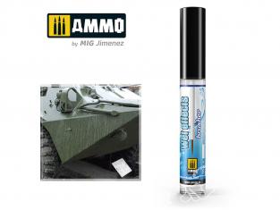 MIG Brusher 1802 Effets d'humidité peinture avec applicateur 10ml