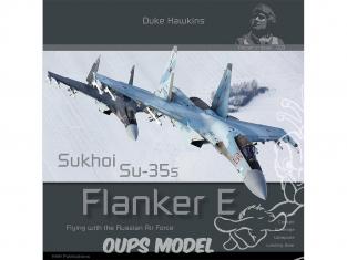 Librairie HMH Publications 020 Sukhoi Su-35S Flanker E