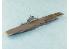 AOSHIMA maquette bateau 59418 HMS Illustrious Limited Edition 1/700