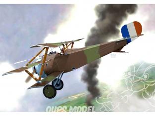 KP Model kit avion KPM0256 Nieuport Triplane France 1/72