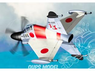 KP Model kit avion KPM0259 Convair XFY-1 Pogo en service 1/72