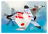 KP Model kit avion KPM0259 Convair XFY Pogo en service 1/72