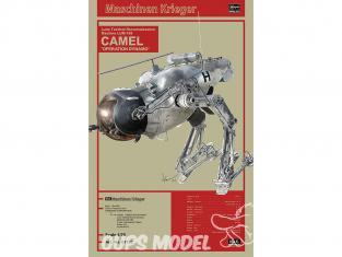 Hasegawa maquette 64122 Reconnaissance tactique lunaire LUM-168 Camel « Opération Dynamo » 1/20