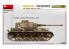 Mini Art maquette militaire 35339 Pz.Kpfw.IV Ausf. J Nibelungenwerk. MID PROD. KIT INTÉRIEUR SEP-NOV 1944 1/35
