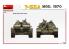 Mini Art maquette militaire 37094 T-55A MODELE 1970 KIT INTÉRIEUR 1/35