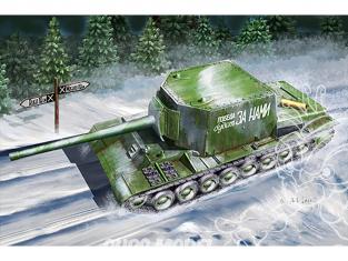 TRUMPETER maquette militaire 09589 Su-100Y Canon automoteur 1/35