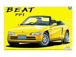 Aoshima maquette voiture 51481 Honda Beat PP1 1/24