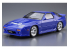 Aoshima maquette voiture 62074 Mazda RX-7 RE Amemiya FC3S 1989 1/24