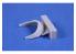 Cmk kit resine Q48382 DH.82 Blind Flying Hood pour kits Airfix 1/48
