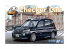 Aoshima maquette voiture 57179 Toyota JPN Taxi NTP10 Checker Cab 2017 1/24