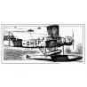 Planet Model PLT080 Focke Wulf Fw 62 full resine kit 1/72