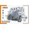 Special Armour maquette militaire SA72024 Canon antichar allemand PaK 36 de 3,7 cm 1/72