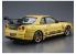 Aoshima maquette voiture 59845 Nissan Skyline GT-R Top Secret BNR34 2002 1/24