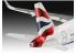 Revell maquette avion 03840 Airbus A320 neo British Airways 1/144