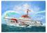 Revell maquette bateau 05198 Platinium Edition Navire de recherche et de sauvetage HERMANN MARWEDE 1/144