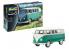 Revell maquette voiture 07675 VW Combi VW T1 Bus 1/24