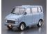 Aoshima maquette voiture 61695 Honda VA Life Step Van 1974 1/24