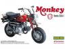 Aoshima maquette moto 61671 Honda Monkey Z50J-I 1978 1/12