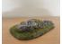Fr decor 21033 Decor diorama pierre reconstituée socle et rocher 160x100mm Fabriqué en France