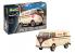 Revell maquette voiture 07677 VW Combi VW T1 Bus 1/24