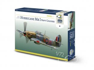 Arma Hobby maquette avion 70022 Hurricane Mk I couleurs Navy 1/72