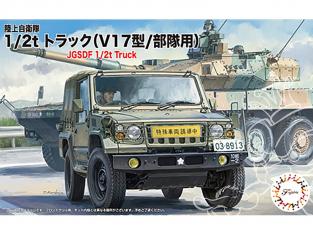 Fujimi maquette militaire 723419 Camion 1/2T JGSDF V17 1/72