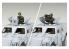 Fujimi maquette militaire 723426 Figurines Japan Ground Self-Defense Force 1/72
