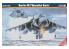 Master CRAFT maquette avion 040949 McDonnell Douglas Harrier AGR.7 Operation Harric 1/72
