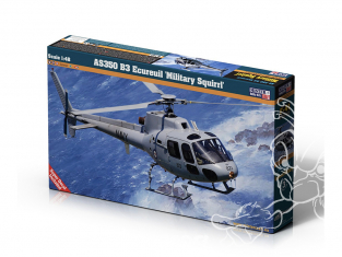 Master CRAFT maquette helicoptére 060411 AS-350 B3 Ecureuil 1/48