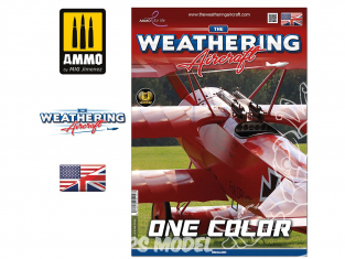 MIG Weathering Aircraft 5220 Numero 20 One color en Anglais