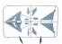 EDUARD maquette avion 8238 Mig-21R ProfiPack Edition Réédition 1/48