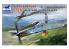Bronco maquette avion FB4012 North American F-51D Mustang Korean War 1/48