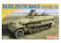 Dragon maquette militaire 7314 Sd.Kfz.251/10 Ausf.C w/3.7cm PaK 1/72