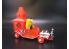 MPC maquette voiture 936 Les fou du volant Le coupé effrayant construire et jouer 1/25
