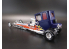 AMT maquette voiture 1258 INFINI-T CUSTOM DRAGSTER 1/25