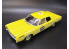 AMT maquette voiture 1243 1970 FORD GALAXIE TAXI 1/25