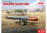 Icm maquette avion 48405 Remorque et torpille Britanique de la Seconde Guerre mondiale 1/48