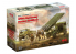 Icm maquette militaire DS3521 WWII Red Army Rocket Artillery 1/35
