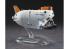 HASEGAWA maquette Sous-marin 52292 Navire de recherche submersible Shinkai 6500 avec emblème spécial 30e anniversaire 1/72