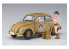 "Hasegawa maquette voiture 52288 Wild Egg Girls No.03 Volkswagen Beetle ""Hasumi Rei"" avec figurine et accessoires 1/24"