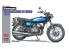 Hasegawa maquette moto 21735 Kawasaki 500-SS / MACH III (H1A) 1/12