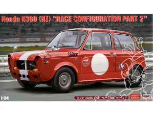 "Hasegawa maquette voiture 20513 Honda N360 (N I) ""spécification de course 2"" 1/24"