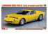 "Hasegawa maquette voiture 20511 Lamborghini Miura P400 SV ""Version détaillée jaune"" 1/24"
