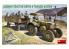 MINI ART maquette militaire 35314 TRACTEUR ALLEMAND D8506 et REMORQUE AVEC ÉQUIPAGE 1/35