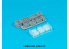 Liang Model 0432 Accessoires Bouteilles et caisses Biere / Soda modernes 1/48 - 1/72